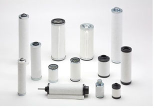 Udstødningsfiltre fra Gram Vakuum Teknik