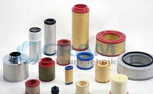 Luftfilter fra Gram Vakuum Teknik