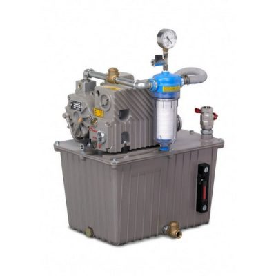 Central vakuumpumpe - Gram CPV 5-60/25